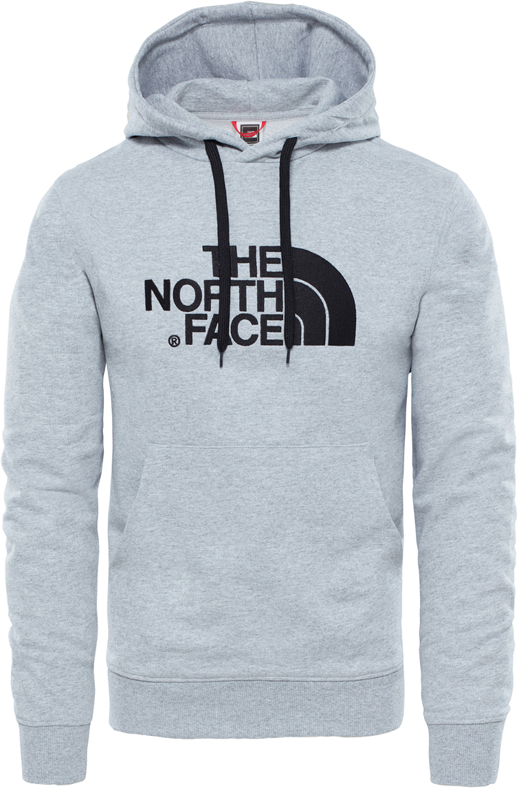 Худи мужское The North Face M Lt Drew Peak Po Hd, цвет: серый. T0A0TEDYX. Размер XXL (56) сумка oboly obl047 2015 drew bag