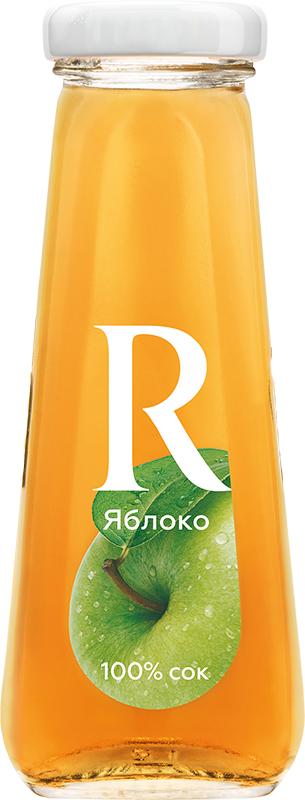 Rich Яблочный сок, 0,25 л872702Умелое сочетание тщательно отобранных сортов яблок создает особый вкус Rich Благородное яблоко. При комнатной температуре в аромате сока чувствуются нежные цветочные ноты. Сбалансированный, обволакивающий вкус спелого сочного яблока мягкий, умеренно-сладкий, округлый с долгим медово-карамельным послевкусием.Строгий отбор сочных и свежих фруктов, постоянный контроль производства и готовой продукции - составляющие безупречного качества соков и нектаров Rich, высокие стандарты которого всегда соблюдались с момента запуска на российском рынке.Но что действительно отличает продукцию под маркой Rich - это изысканный, многогранный вкус, рождающийся благодаря сочетанию разных сортов одного фрукта в соках и нектарах.