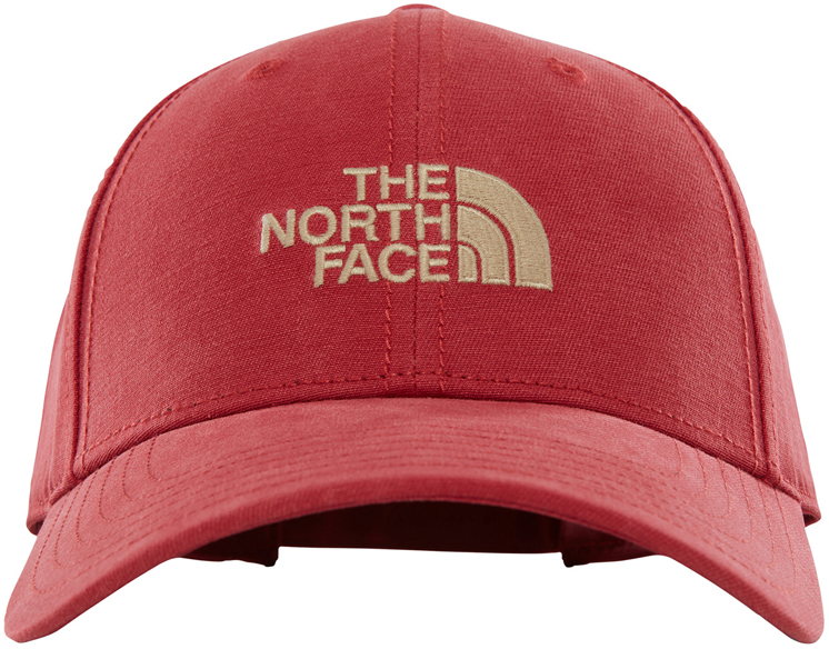 Бейсболка The North Face66 Classic Hat, цвет: красный. T0CF8C1WP. Размер универсальный 2017 winter beanies bicycle windproof motorcycle face mask hat neck helmet cap thermal fleece balaclava hat for men women