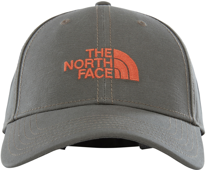 Бейсболка The North Face66 Classic Hat, цвет: коричневый. T0CF8C1WS. Размер универсальный 2017 winter beanies bicycle windproof motorcycle face mask hat neck helmet cap thermal fleece balaclava hat for men women