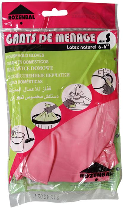 Перчатки хозяйственные Rozenbal, малые, тонкие, для дома. R105526R105526