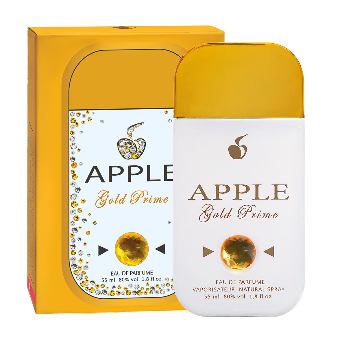 Apple Parfums Парфюмерная вода женская Gold Prime, 55 мл