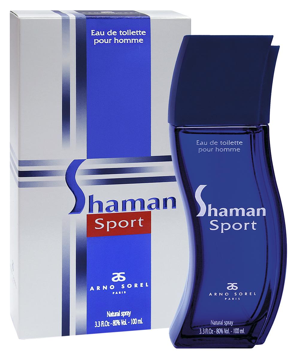 Corania Туалетная вода Shaman Sport, мужская, 100 мл туалетная вода 30 мл adidas туалетная вода 30 мл