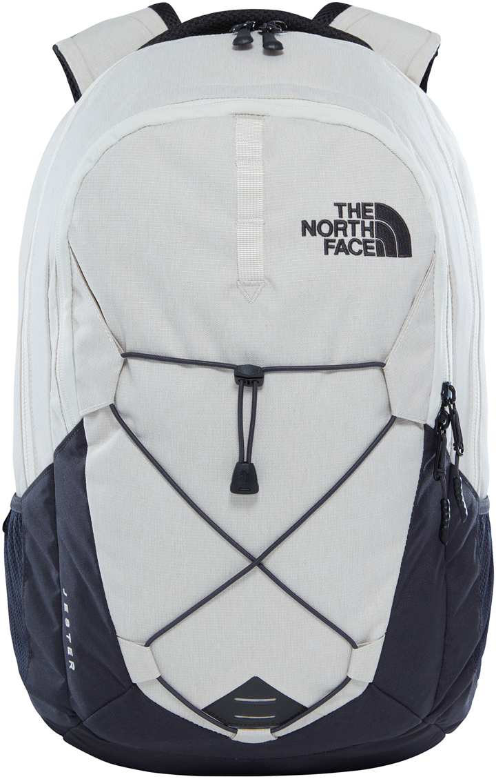 Рюкзак The North Face Jester, цвет: белый, 26 л. T0CHJ43NM рюкзаки the north face jester blue urban navy