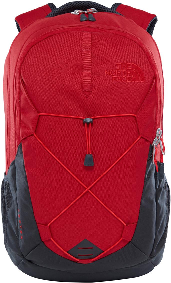 Рюкзак The North Face Jester , цвет: красный, 26 л. T0CHJ4Q2D