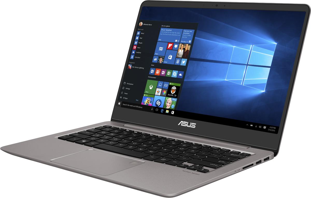 ASUS UX410UF (UX410UF-GV013T)UX410UF-GV013TASUS UX410UF Intel i7-8550U/8GB/1TB + 256GB SSD/14.0 FHD 1920x1080/2GB GDDR5 NVIDIA GeForce MX130/Windows 10