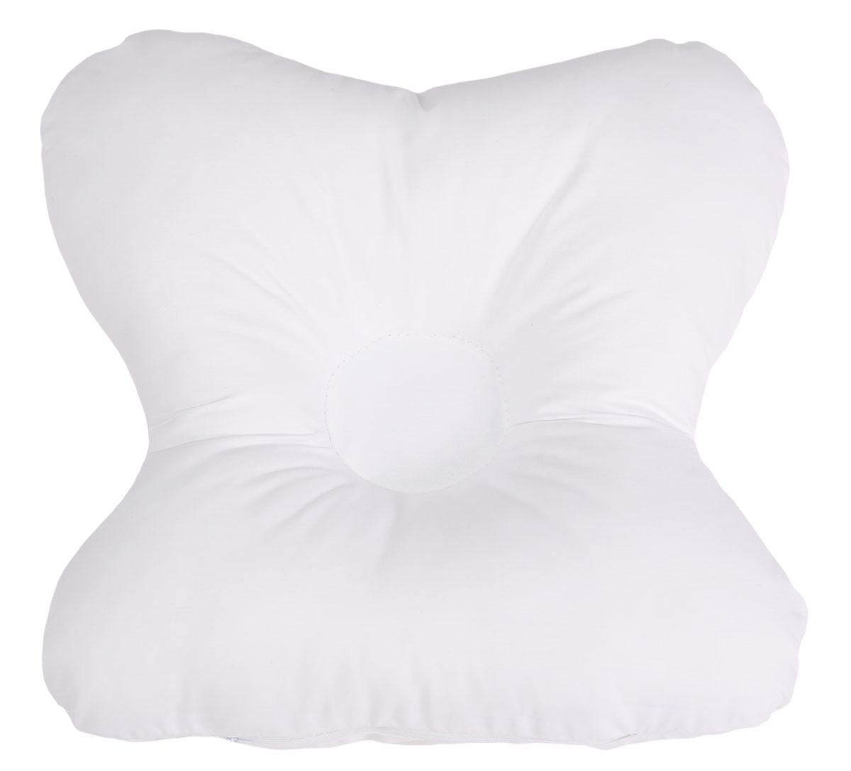 Bio-Textiles Подушка детская Малютка наполнитель лузга гречихи цвет белый 27 х 24 см M070 детские покрывала подушки одеяла revery детская подушка mediflex kids мурзилка от 24 месяцев