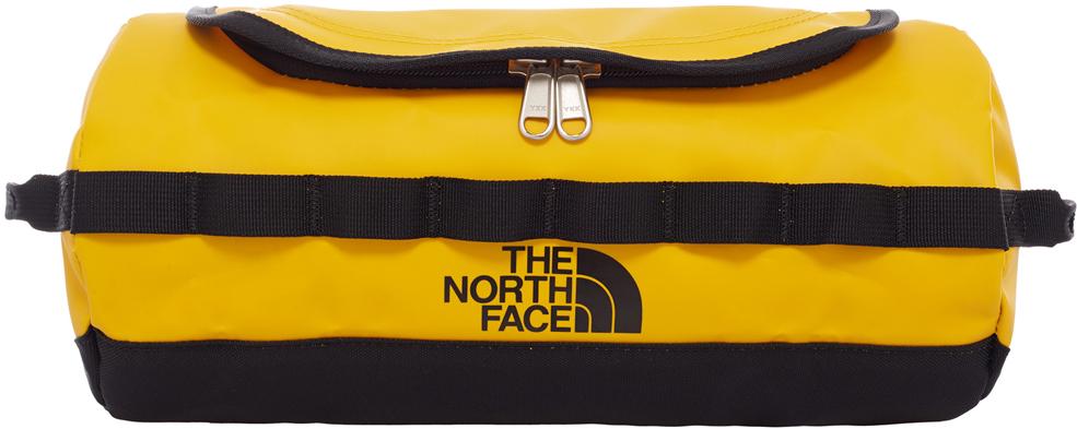 Сумка дорожная The North Face Base Camp Duffel, цвет: желтый, 71 л. T93ETPZU3T93ETPZU3