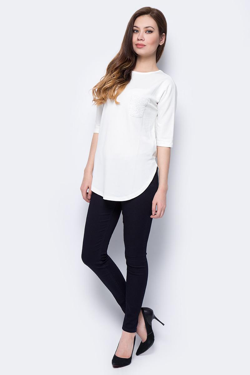 Блузка женская adL, цвет: кремовый. 11529674003_019. Размер XS (40/42) слип laete xs 42 кремовый