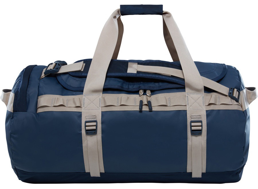 Сумка дорожная The North Face Base Camp Duffel, цвет: синий, 95 л. T93ETQ3NY