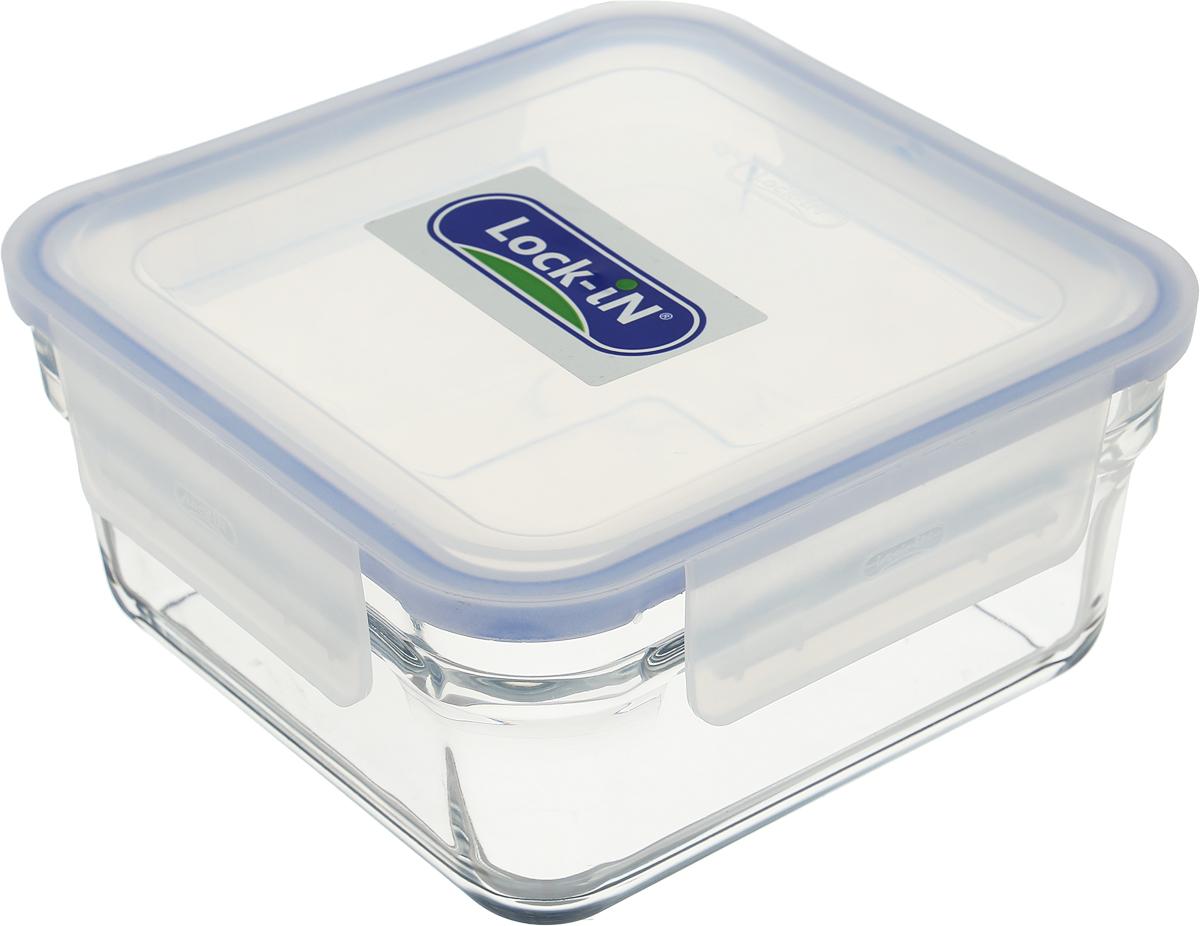Контейнер Smart, квадратный, 2,2 л531023Блюдо может служить для сервировки домашнего обеденного или праздничного стола, а также эта посуда является бюджетным вариантом для сервировки столов в ресторанах и других подобных заведениях.