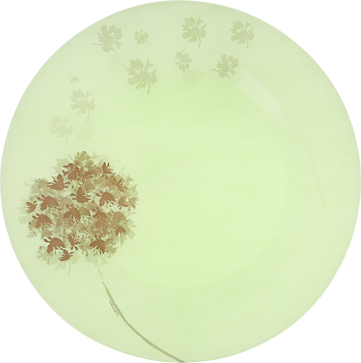 Тарелка обеденная Luminarc Stella Amande, диаметр 25 смJ1761Тарелка обеденная из серии Luminarc Stella Amande выполнена из ударопрочного стекла, устойчива к резким перепадам температуры. Сохранит свою яркость и первозданный вид даже после частого использования в посудомоечной машине и СВЧ. Тарелка предназначена для сервировки вторых блюд из птицы, рыбы, мяса или овощей. Современный дизайн и оригинальный цветочный декор сделают тарелку достойным украшением вашего стола.