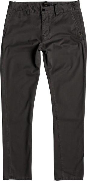 Брюки мужские Quiksilver, цвет: серый. EQYNP03108-KSQ0. Размер 36 (52)