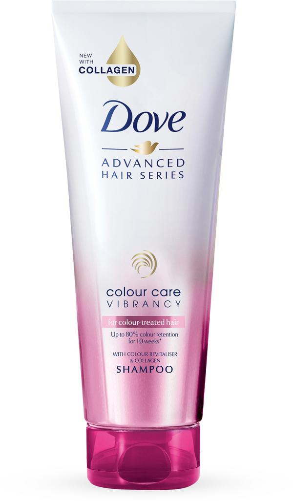 Dove Advanced Hair Series Шампунь Роскошное сияние, 250 мл dove крем ополаскиватель для волос advanced hair series преображающий уход 250мл