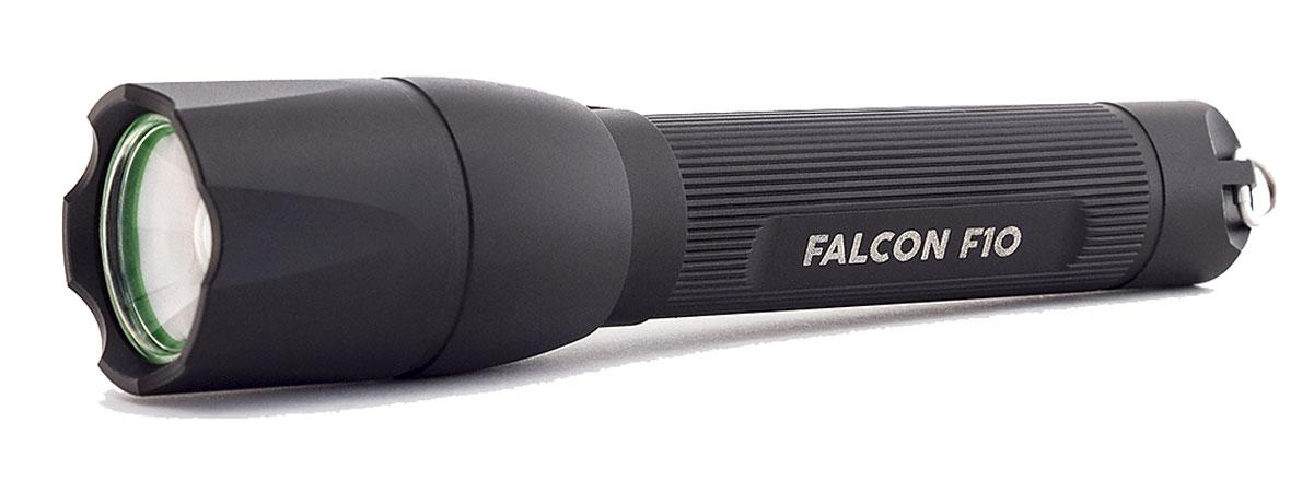 Фонарь ручной Яркий луч Falcon YLP F104606400105879Карманный универсальный фонарь с изменяемым фокусом, аккумулятором 14500 в комплекте ивстроенным зарядным устройством Качественная изменяемая фокусировкаОтсутствие тоннельного эффекта Нейтральный свет, приближенный к солнечному(4200К) Современный светодиод Cree XP-G2 Дальность до 130 метров постандарту ANSI Максимальный световой поток 390 люмен Три режима яркости:100%, 30%, 5% Встроенное зарядное устройство micro USB Li-Ion аккумулятор14500 750 mAh в комплектеБатарейки АА не поддерживаются!Длина: 130/136ммДиаметр: 19.5 мм (корпус), 27.5 мм (голова)Вес: 68 г (без аккумулятора)Размерыупаковки: 177 x 98 x 33 ммСветодиод и режимыСветодиод Cree XP-G2 обеспечиваетсветовой поток до 390 лм и повышенную дальнобойность в сфокусированном состоянии. Длязащиты от перегрева и увеличения времени работы через 3 минуты происходит плавноеснижение светового потока до 160 люменов.Три режима яркости позволяют подобратьнеобходимую освещенность и время работы фонаря. Режимы яркости реализованы безнизкочастотного ШИМ-мерцания, что облегчает работу в сложных погодных условиях и меньшеутомляет глаза.Режимы:сильный – 390 лм (100%), 1 час работы;средний – 80 лм(30%), 3.5 часов работы;слабый – 25 лм (5%), 10 часов работы.Фонарь работает на Li-Ionаккумуляторе формата 14500, мы рекомендуем использовать качественные защищенныеаккумуляторы от проверенных производителей.Изменяемый фокусСистемарегулировки фокуса на основе подвижной TIR-оптики в сочетании со светодиодом Cree XP-G2позволяет получить как широкий ближний, так и узкий дальний свет. Без характерного длялинзовых фонарей туннельного эффекта и дополнительных оптических потерь прифокусировке.Настройка памяти режимовДесять быстрых полунажатий на кнопку(или двадцать быстрых полных нажатий) позволяют включить или выключить память режимов.При выключенной памяти фонарь всегда стартует с сильного режима яркости.