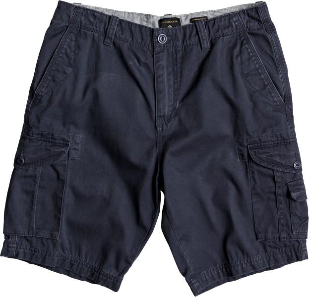 Шорты мужские Quiksilver, цвет: синий. EQYWS03456-BST0. Размер 34 (50)EQYWS03456-BST0