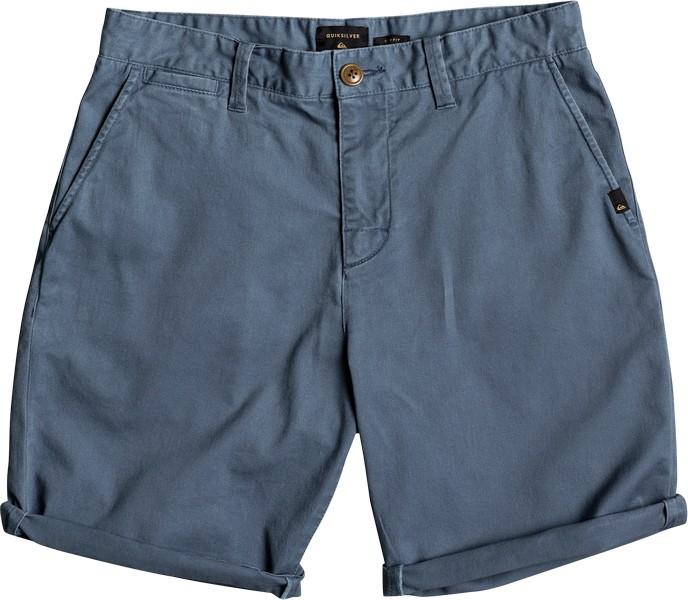 Шорты мужские Quiksilver, цвет: синий. EQYWS03324-BPR0. Размер 38 (54)