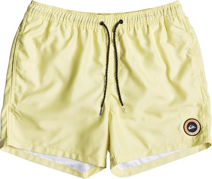 Шорты мужские Quiksilver, цвет: желтый. EQYJV03318-YEC0. Размер L (52)EQYJV03318-YEC0