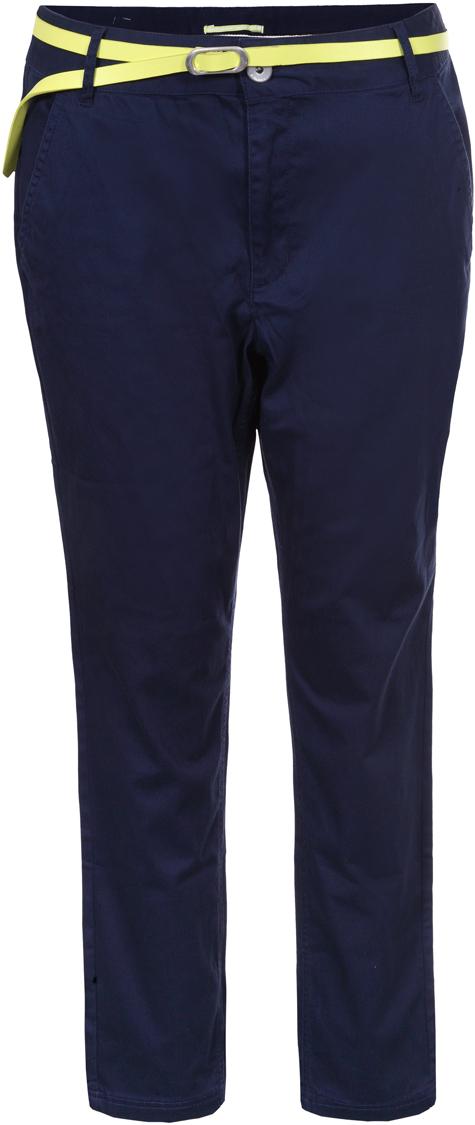 Брюки женские Luhta, цвет: темно-синий. 939735428LV_387. Размер 44 (52) luhta брюки для девочек luhta kirsi