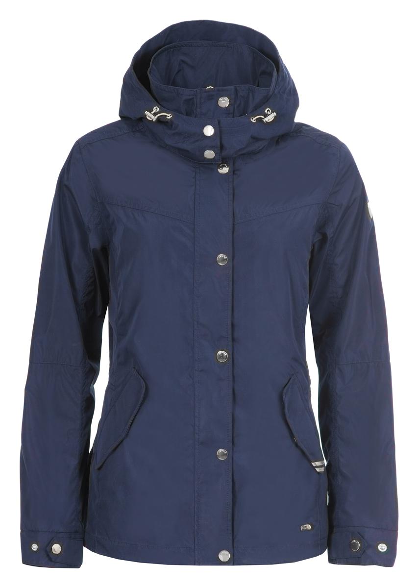 Куртка женская Luhta, цвет: темно-синий. 939435330LV_387. Размер 42 (50) куртка женская luhta цвет темно синий 838411535lv 390 размер 42 50
