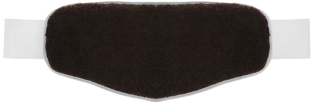 Bio-Textiles Пояс согревающий с шерстью овцы, цвет: темный. Размер XL/3XL. P674 все цены