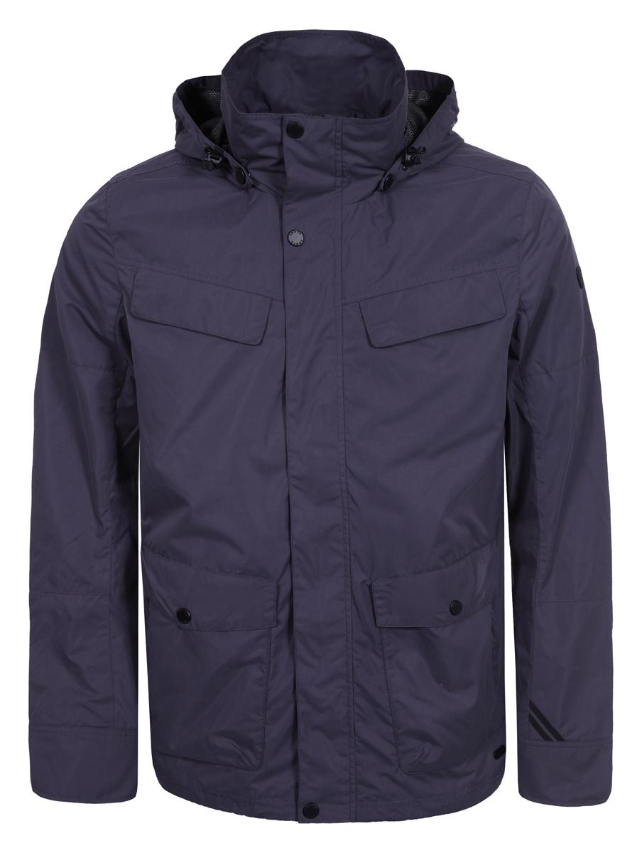 Куртка мужская Luhta, цвет: темно-синий. 939522388LV_270. Размер 56