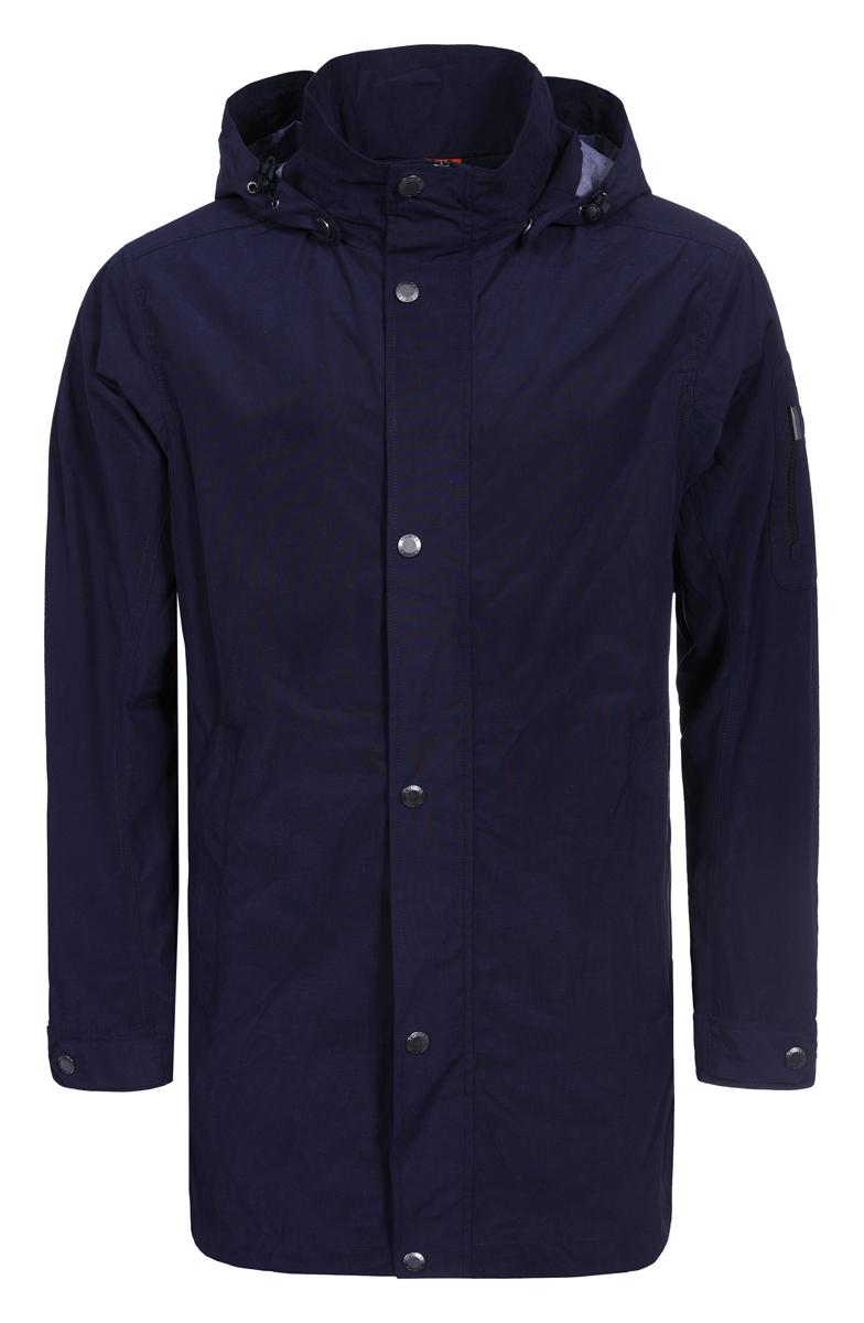 Пальто мужское Luhta, цвет: темно-синий. 939540380LV_387. Размер 58939540380LV_387