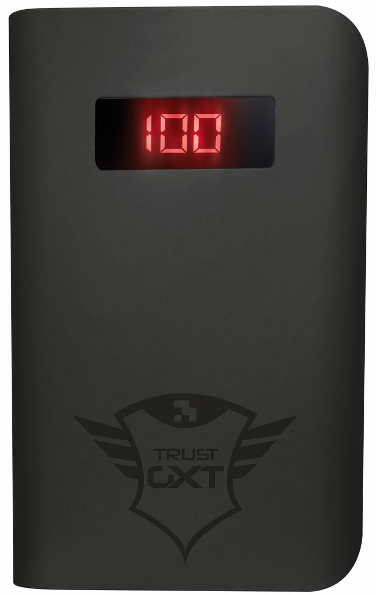 Trust GXT 777 Xore, Black внешний аккумулятор (10000 мАч)