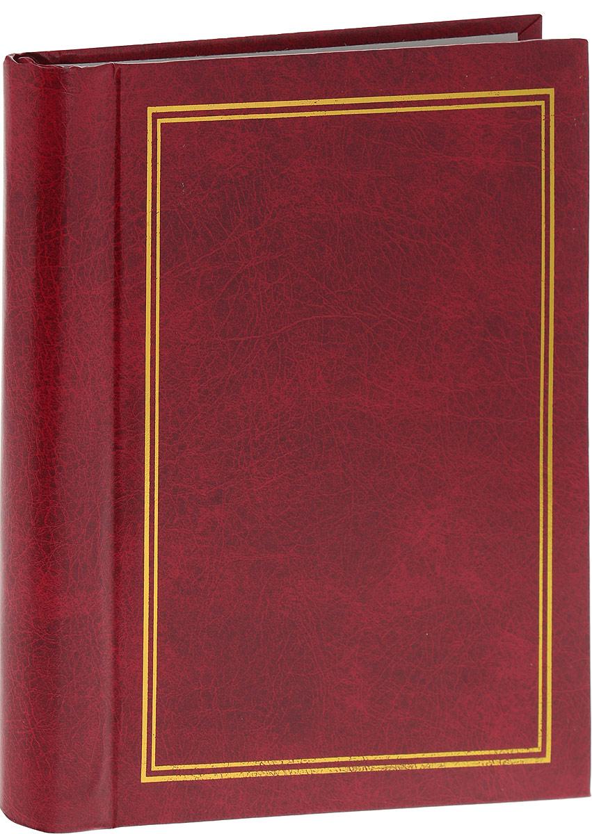 Фотоальбом Platinum Однотонный, магнитный, 30 листов, цвет: красный, 20 x 26 см30 листов 9820-30V Однотонные (3М1417)_красныйФотоальбом Platinum Однотонный, магнитный, 30 листов, цвет: красный, 20 x 26 см