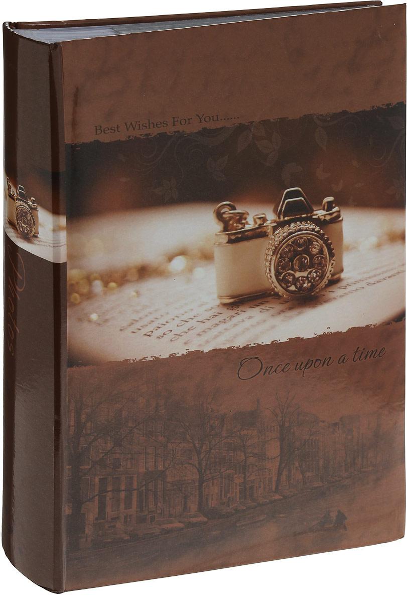 Фотоальбом Platinum Классика, 360 фотографий, цвет: коричневый, 10 x 15 смС-46360RCL-3UP Классика (36-2215)_коричневыйФотоальбом Platinum поможет красиво оформить ваши фотографии. Обложка выполнена из толстого картона. Нам всегда так приятно вспоминать о самых счастливых моментах жизни, запечатленных на фотографиях. Поэтому фотоальбом является универсальным подарком к любому празднику.