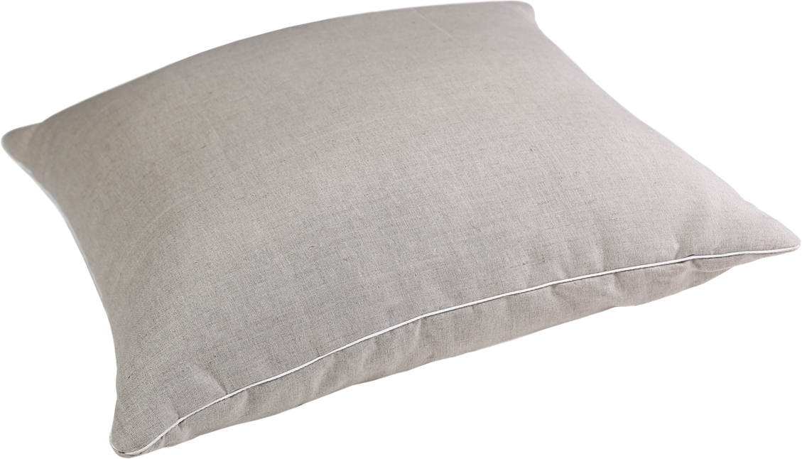 Подушка Bio-Textiles Полезный сон, наполнитель: лузга гречихи, 40 х 60 смPS738