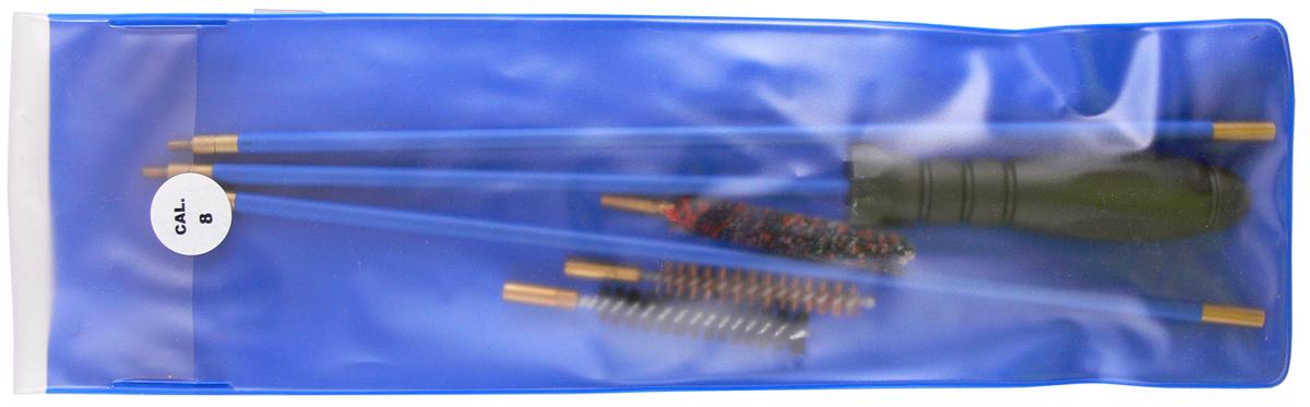 Набор для чистки нарезного оружия Nimar, калибр 8 мм инструмент для измерения ствола нарезного оружия в украине