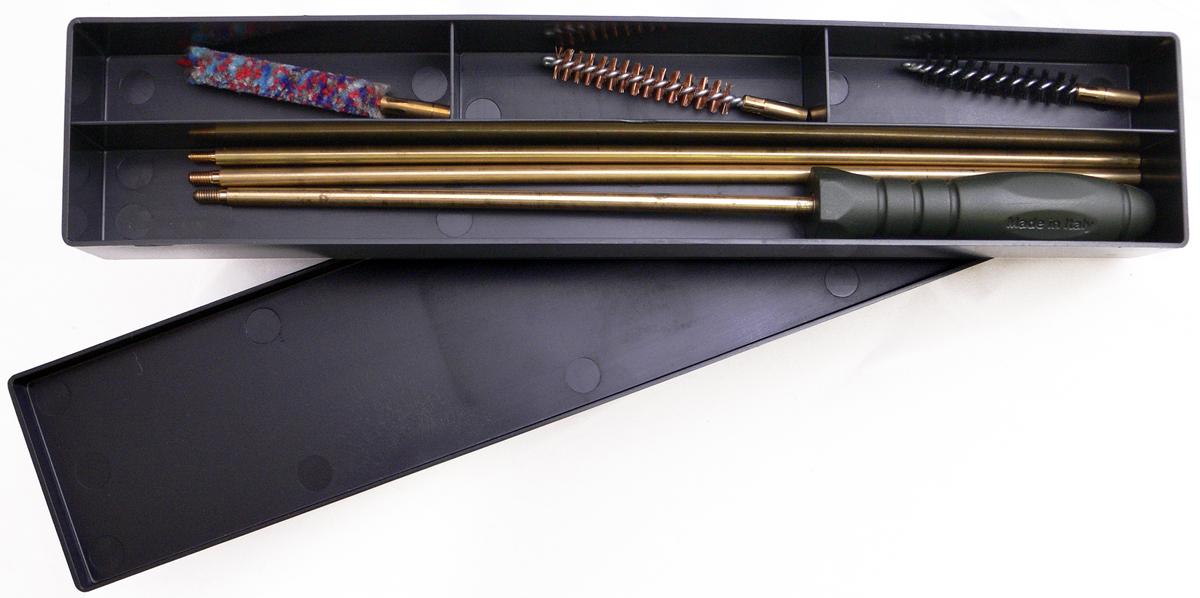Набор для чистки коробка Nimar, калибр 8 мм. 210.0008 инструмент для измерения ствола нарезного оружия в украине