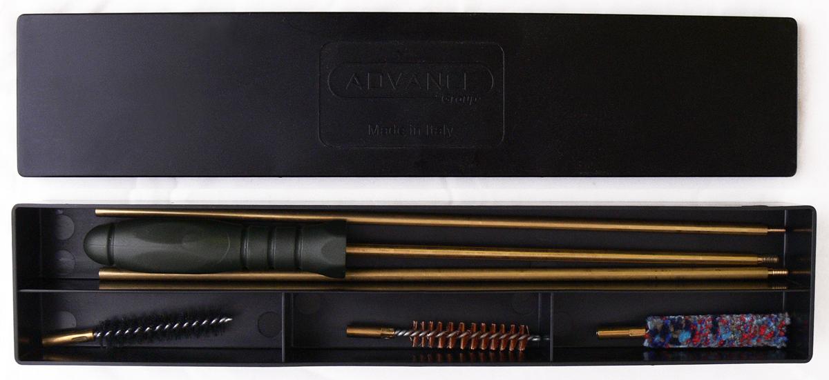 Набор для чистки коробка Nimar, калибр 9 мм. 210.0009 инструмент для измерения ствола нарезного оружия в украине
