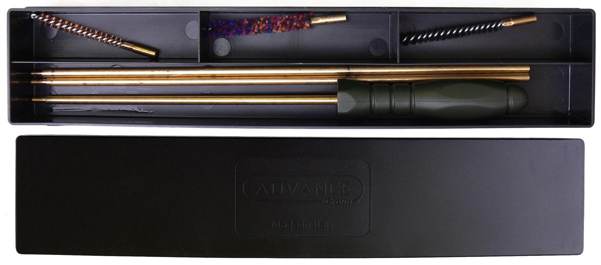 Набор для чистки коробка Nimar, калибр 22 (5,6). 210.0022 инструмент для измерения ствола нарезного оружия в украине