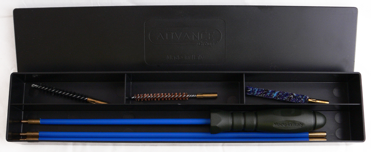 Набор для чистки коробка Nimar, калибр 22 (5,6). 210.1022 инструмент для измерения ствола нарезного оружия в украине