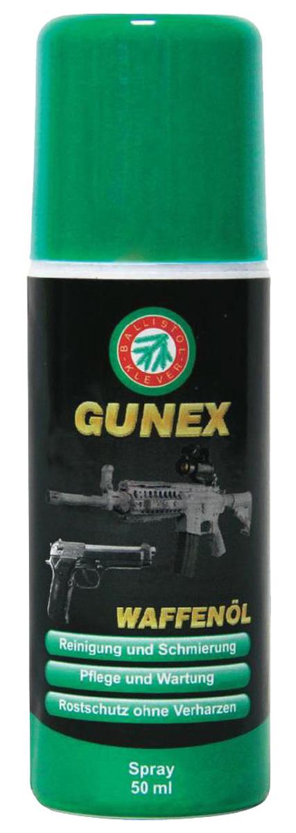 Масло оружейное Ballistol Gunex 2000, 50 мл22153Совершенное масло для долгосрочной защиты частей оголённого металла, даже при крайне неблагоприятных условиях (от -50°С до 100°С). Это масло проникает в область между металлом и влагой, проникает в тончайшие трещинки, очищает, сохраняет поверхности гладкими, не липнет и не реагирует с другими веществами. Gunex не содержит силикона, хлорированных гидрокарбонатов и разрушающих озон веществ CFC.Превосходная защита во всех климатических зонах, а также в тропической зоне! Благодаря маслу Gunex все остается защищенным от ржавчины в течение длительного времени также при дождливых климатических условиях! Устраняет пороховой нагар и остатки томпака, сохраняет и поддерживает механизмы гладкими, ухоженными и защищенными в охотничьих оружиях, пистолетах и револьверах. Смолы неподходящих масел будут растворяться. Годится также для ухода за рыболовными удилищами, телескопическими выдвижными рамами и роликами. Защищает и содержит в идеальном порядке подвижные детали, неизолированный металл, винтовые соединения и пазы даже в солесодержащем воздухе и водяных брызгах. Идеально для обработки пищащих, скрипящих или заклинивших шарниров. Предотвращает замерзание замков, удаляет смолистую грязь и деготь, защищает металлические и хромированные детали от коррозии в течение длительного времени. Содержит в чистоте контакты в батареях, распределителях тока системы зажигания и катушках зажигания, влага вытесняется, предотвращаются токи поверхностной утечки. В такой же степени масло Gunex зарекомендовало себя в качестве цепного масла для мотоциклов. Опасность: Легкопоспламеняющийся аэрозоль. Наносит вред водным организмам, с долгосрочным действием. Баллон находится под давлением: может взорваться принагреве. Хранить в дали от источников нагрева, искр, открытого пламени, горячих поверхностей. Не курить вблизи, не распылять на открытое пламя или иные источники воспламенения. Баллон находится под давлением. Не протыкать и не сжигать, даже после приме