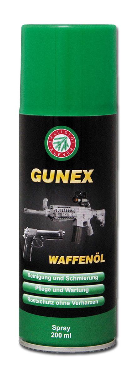 Масло оружейное Ballistol Gunex 2000, 200 мл22205Совершенное масло для долгосрочной защиты частей оголённого металла, даже при крайне неблагоприятных условиях (от -50°С до 100°С). Это масло проникает в область между металлом и влагой, проникает в тончайшие трещинки, очищает, сохраняет поверхности гладкими, не липнет и не реагирует с другими веществами. Gunex не содержит силикона, хлорированных гидрокарбонатов и разрушающих озон веществ CFC.Превосходная защита во всех климатических зонах, а также в тропической зоне! Благодаря маслу Gunex все остается защищенным от ржавчины в течение длительного времени также при дождливых климатических условиях! Устраняет пороховой нагар и остатки томпака, сохраняет и поддерживает механизмы гладкими, ухоженными и защищенными в охотничьих оружиях, пистолетах и револьверах. Смолы неподходящих масел будут растворяться. Годится также для ухода за рыболовными удилищами, телескопическими выдвижными рамами и роликами. Защищает и содержит в идеальном порядке подвижные детали, неизолированный металл, винтовые соединения и пазы даже в солесодержащем воздухе и водяных брызгах. Идеально для обработки пищащих, скрипящих или заклинивших шарниров. Предотвращает замерзание замков, удаляет смолистую грязь и деготь, защищает металлические и хромированные детали от коррозии в течение длительного времени. Содержит в чистоте контакты в батареях, распределителях тока системы зажигания и катушках зажигания, влага вытесняется, предотвращаются токи поверхностной утечки. В такой же степени масло Gunex зарекомендовало себя в качестве цепного масла для мотоциклов. Опасность: Легкопоспламеняющийся аэрозоль. Наносит вред водным организмам, с долгосрочным действием. Баллон находится под давлением: может взорваться принагреве. Хранить в дали от источников нагрева, искр, открытого пламени, горячих поверхностей. Не курить вблизи, не распылять на открытое пламя или иные источники воспламенения. Баллон находится под давлением. Не протыкать и не сжигать, даже после прим