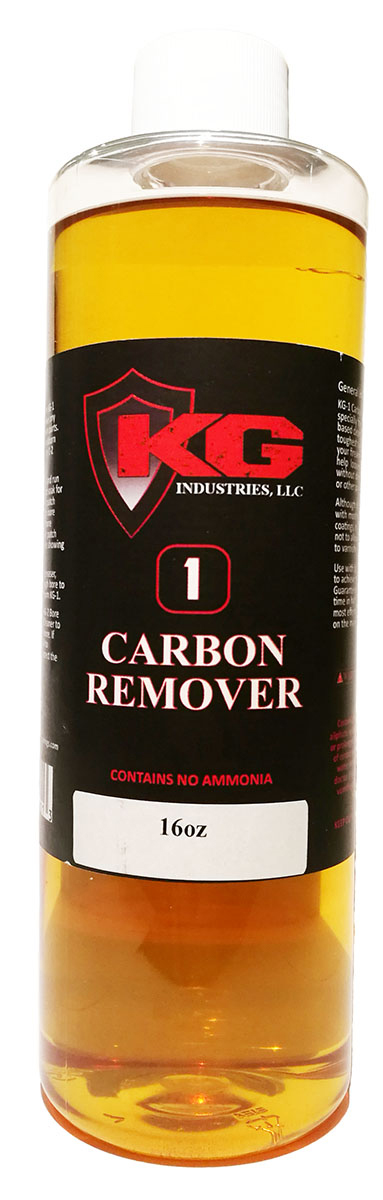 Средство для чистки оружия Kal-Gard Carbon Remover, от нагара и отложений, без аммиака, без запаха, 454 мл