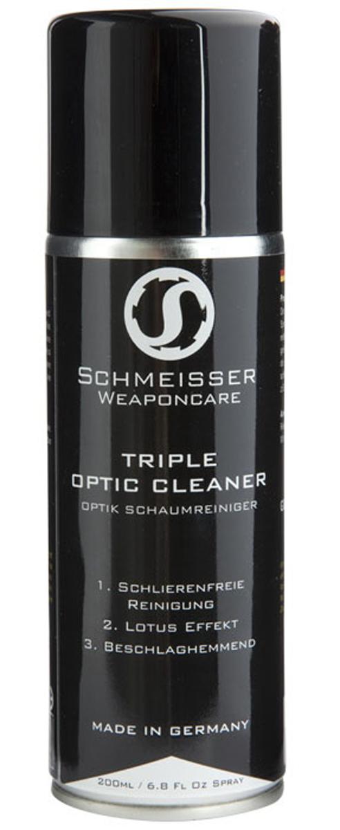 Пена для чистки и защиты оптических приборов Schmeisser, 200 мл