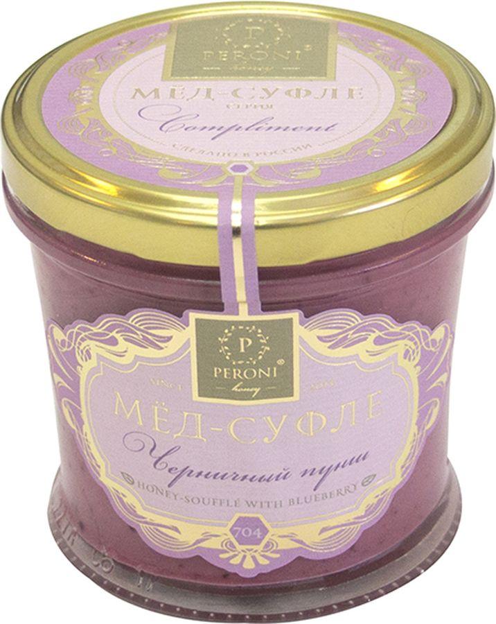 Peroni Honey Мёд-суфле черничный пунш, 250 г новогодний набор rose романтика и страсть макси peroni