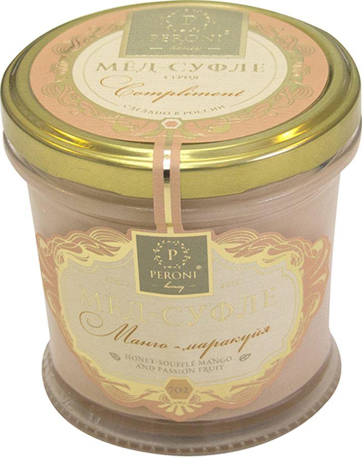 Peroni Мёд-суфле манго-маракуя, 250 г peroni маргарита с клубникой мёд суфле 30 г