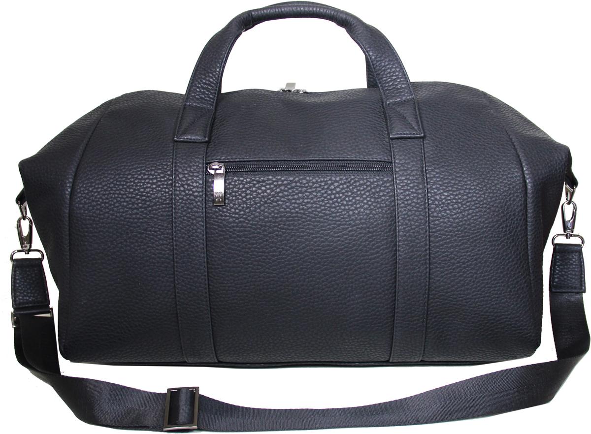Сумка дорожная мужская Antan, цвет: черный. 2-267 В сумка antan венеция цвет черный 3 37