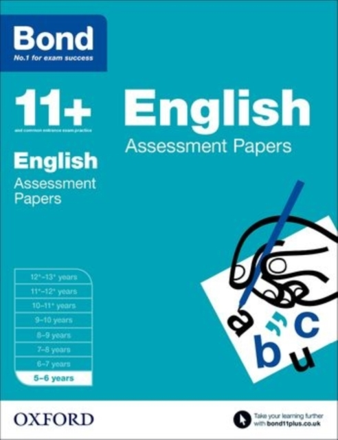 Bond 11+: Assessment Papers: 5-6 years