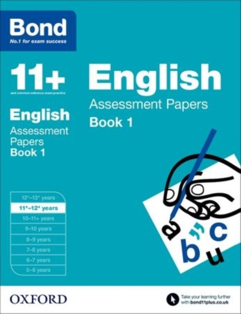Bond 11+: Assessment Papers: 11+-12+ years
