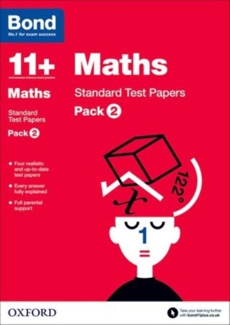 Bond 11+: Standard Test Papers: Pack 2 the mirror test