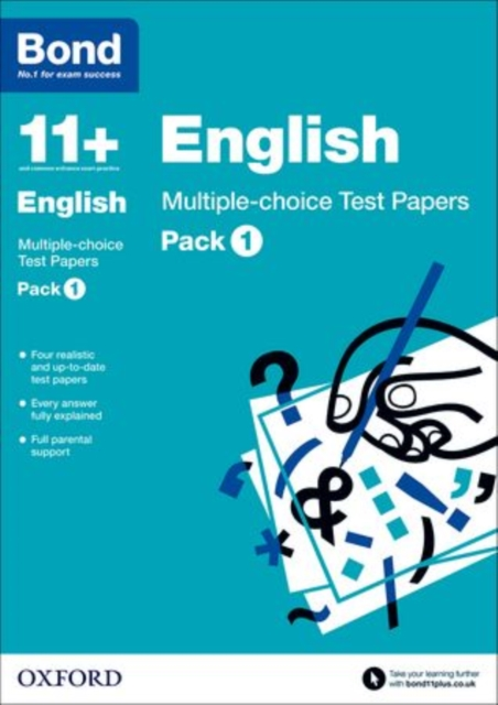 Bond 11+: Multiple-choice Test Papers: 11+ the mirror test