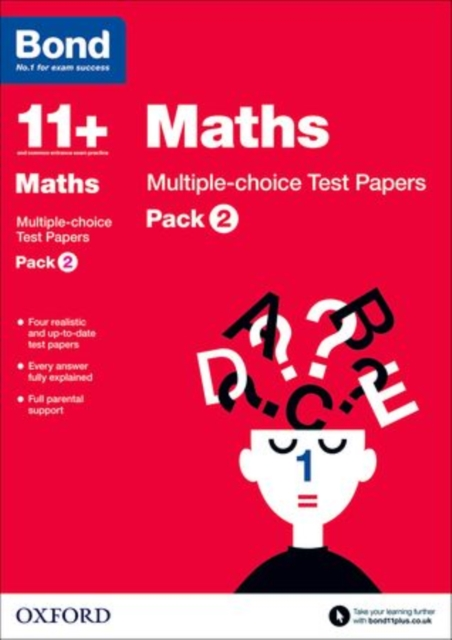 Bond 11+: Multiple-choice Test Papers: Pack 2 the mirror test