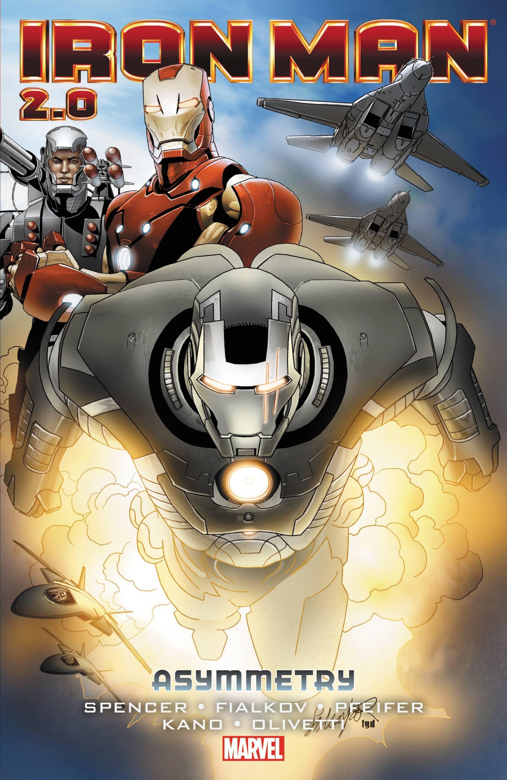 Iron Man 2.0 - Volume 2 power man and iron fist volume 2 civil war ii