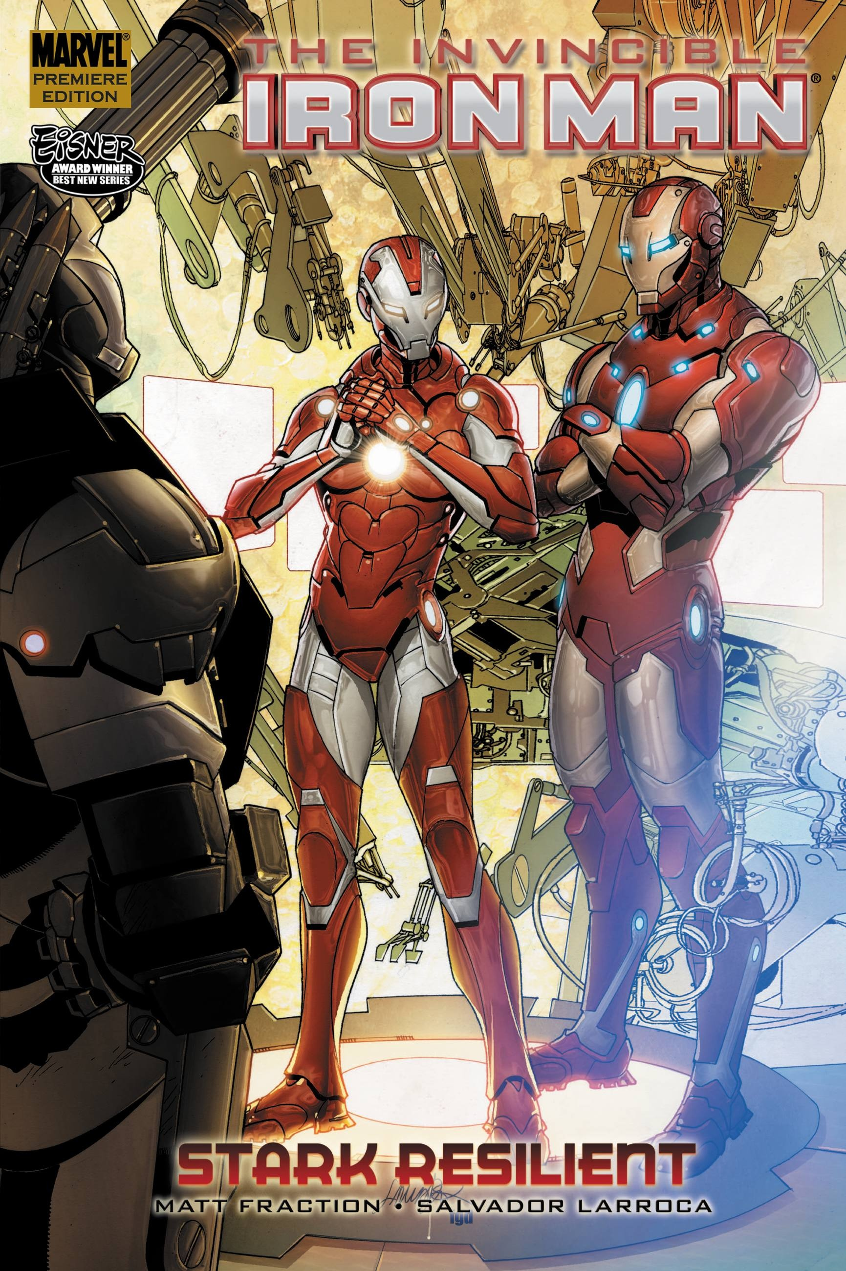 Invincible Iron Man - Volume 6 knights of sidonia volume 6